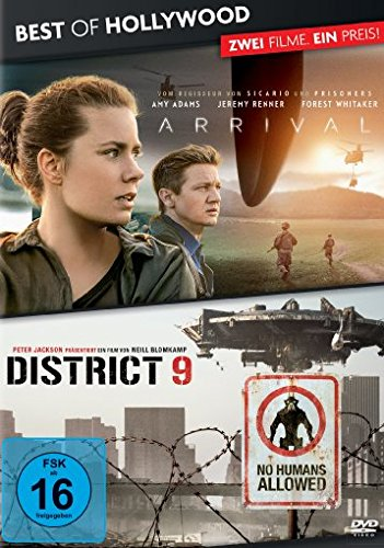 Best of Hollywood - Arrival / District 9 [2 DVDs]
