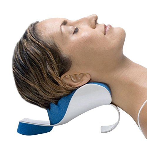 Somedays collo e spalle relaxer sollievo dal dolore al collo e sostegno e trazione spalla relaxer massage pillow