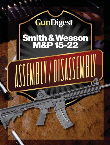 esson M&P 15-22 Assembly/Disassembly Instructions (English Edition) ()