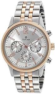 Titan Neo Analog Blue Dial Men's Watch-1734KM02