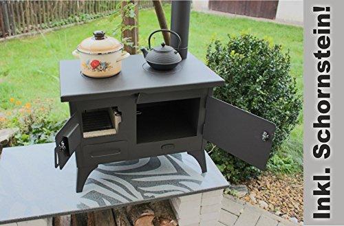 Küchenofen Xxl : Outdoor küchenofen garten herd gartenküche mit schornstein alles