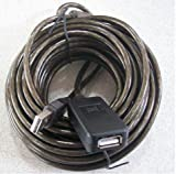 USB 2.0 MALE TO FEMALE EXTENSION CABLE 1...