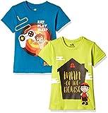#10: Chhota Bheem Boys' T-Shirt (Pack of 2)