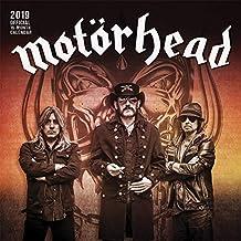 Motörhead 2019 - 18-Monatskalender (Wall-Kalender)
