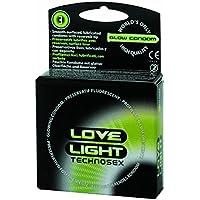 Love Light Leucht-Kondome 3 Stück, 1er Pack (1 x 3 Stück) preisvergleich bei billige-tabletten.eu