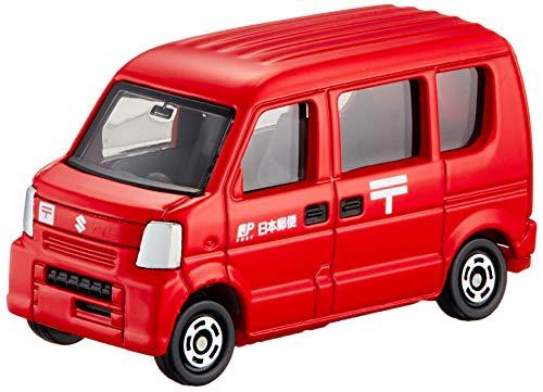Takara Tomy Tomica #068 Post Van (Suzuki Every)