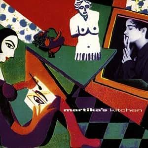 Martika's Kitchen (CD)