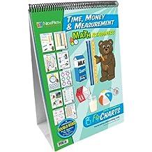 Newpath Learning tempo, denaro e misurazione curriculum Mastery Flip chart set, prima infanzia