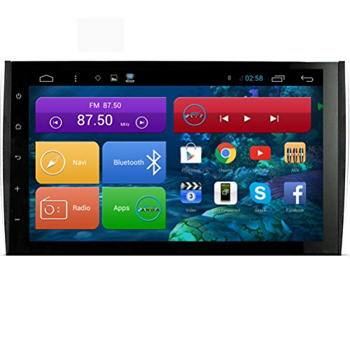 Top Navi 9inch 1024*600 Android 4.4.4 Car PC Player for Porsche Cayenne 2003 2004 2005 2006 2007 2008 2009 2010 Auto GPS navigation Wifi Bluetooth Radio 1.6 GB CPU DDR3 Capacitive Touch Screen 3G car stereo audio Phonebook RDS AUX Mirror Link 16GB Quad Core