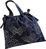 Orimupasu made quilting shoulder bag kit production (parquet and...