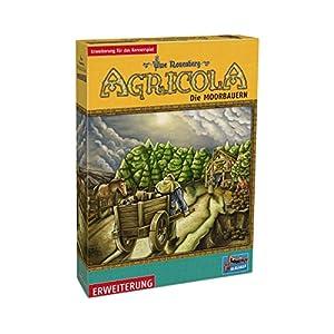 Lookout Games 22160031Agricola-Moor Campesinos, ampliación (Nuevo diseño)