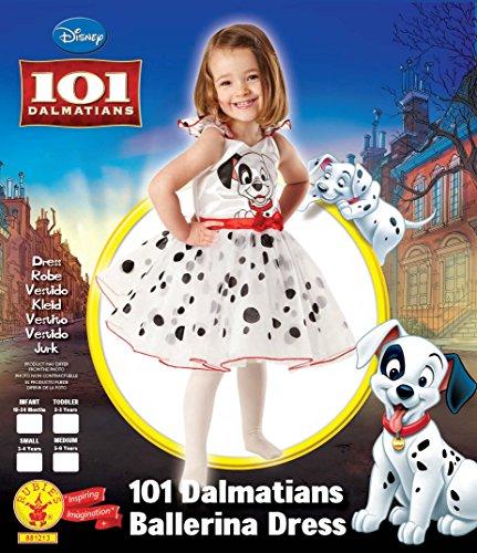 Imagen de rubie's disfraz infantil de 101 dalmatas de bailarina 881213 t  alternativa