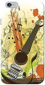 KnapCase Guitar Designer 3D Printed Case Cover For Apple iPhone 6S