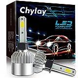 Chylay LED-Leuchtmittel-Set für Auto-Scheinwerfer...