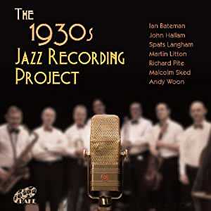 The 1930s Jazz Recording Project