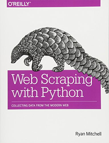 Libro Web Scraping