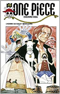 One Piece Edition originale L'homme qui valait 100 millions