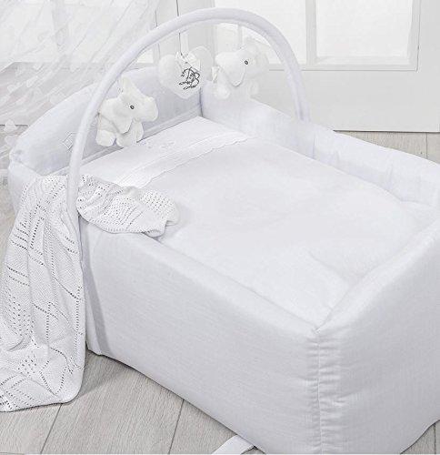 Réducteur Berceau Dili Best Miro miniculla Cod. d3000.36 Blanc