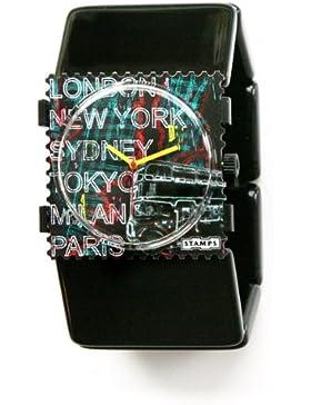 S.T.A.M.P.S. Armband Belta Schwarz Black