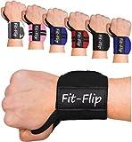 2x Profi Handgelenk Bandagen   Wrist Wraps in 15 Farben, Handgelenkstütze in Premium Qualität für...