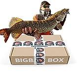 MyFishingBox BIGBAIT // 50- 200g Wobbler & Gummifische für XXL Hecht in der ÜberraschungsBox - fang deinen neuen PB!