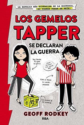 Los gemelos Tapper se declaran la guerra (FICCIÓN KIDS)