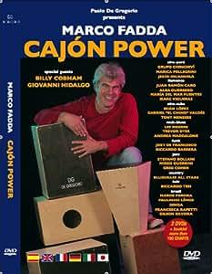 Cajon Power: Marco Fadda [Import USA Zone 1]