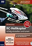 RC-Helikopter richtig einstellen und tunen, DVD