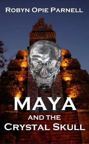 Maya and the Crystal Skull Cover Image