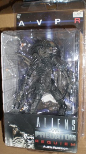 Alien vs. Predator Requiem Alien Warrior Fig.