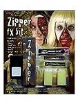 Fantastic Horror Zipper Face - Haut R...