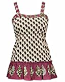 Miraaya Women's Tunic (M2302B_4690_Pink_...