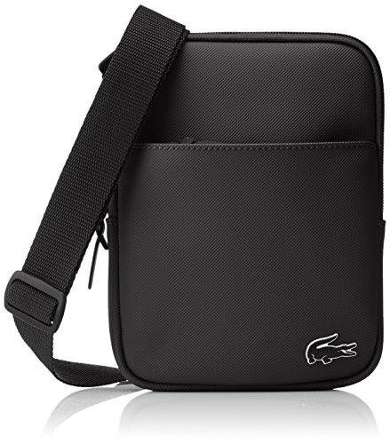 Lacoste NH2346PO homme L1212 Concept Sacs portes main Noir (Black)