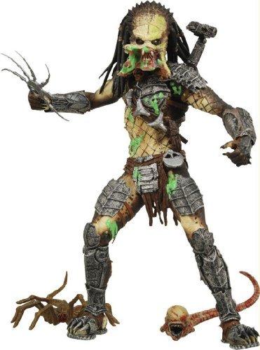 Alien VS. Predator: Requiem NECA Action Figure Series 4 Battle Damaged Unmasked Predator by Alien/Predator 1