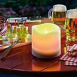 Solarleuchte Kerzenleuchte Candle Light mit Flackerlicht 102079 - 2