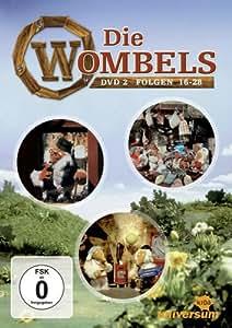 Die Wombels - Folge 16-28