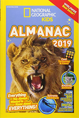 National Geographic Kids Almanac 2019 por Vv.Aa
