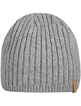 Fjällräven Övik Rib - Gorro de punto (lana) grey 020 Talla:talla única