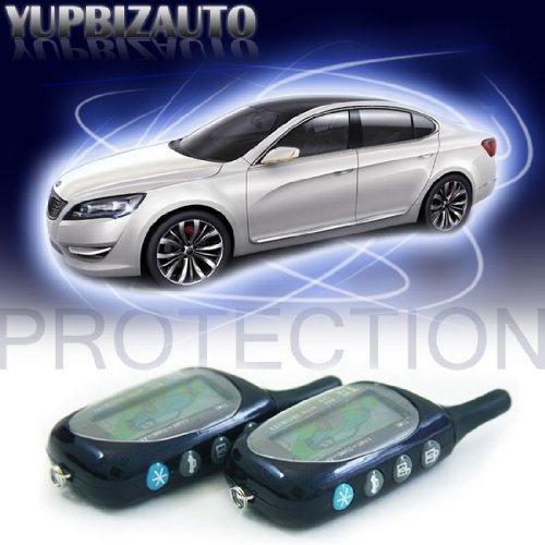 3000Füße Reihe Code Hopping Zweiwege-Paging Universal Fahrzeug Sicherheit und Fernbedienung Starter - Fernbedienung Universal-auto-starter,
