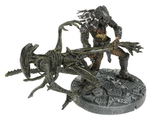 Action-Figur-Alien-vs-Predator-Series-II-Predator-Throws-Alien