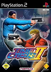 Time Crisis 2 + Pistole G-Con 2