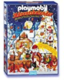 PLAYMOBIL 3942 - Adventskalender Edition 5 Waldweihnacht