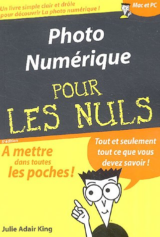 Photo Numérique pour les Nuls