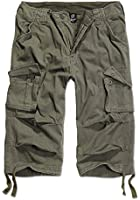 Brandit Light Weight 3/4 Hose Cargo Shorts