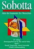Atlas der Anatomie des Menschen, in 2 Bdn., Bd.2, Rumpf, Eingeweide, untere Extremität
