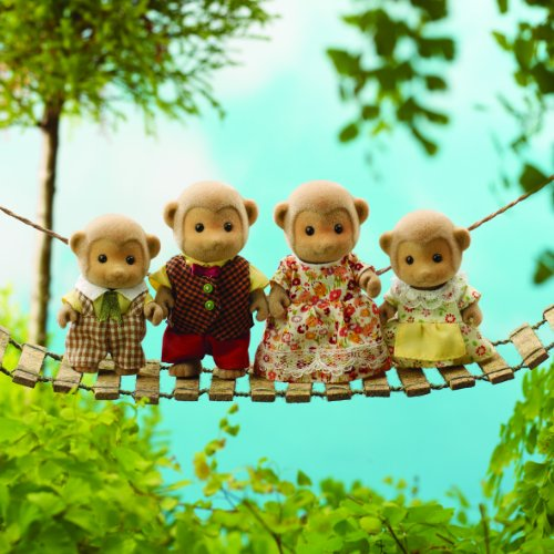 Imagen principal de Sylvanian Families - Familia de monos