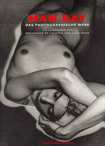 Man Ray, Das photographische Werk Buch-Cover