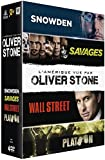 Oliver Stone - Coffret 4 Films