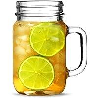 bar@drinkstuff - Set di 4 barattoli da cocktail in stile