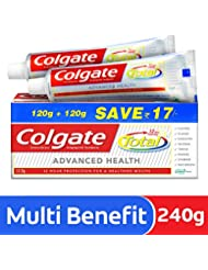Colgate Total Advanced Health Toothpaste - 120 g (Pack of 2)